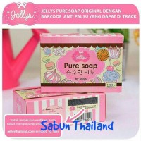 PURE SOAP BY JELLYS THAILAND ORIGINAL 100%