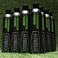 BlowBack Junkies Green Greengas untuk Airsoft