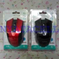 Mouse Wireless Advance WM 501 A Optical/USB For Laptop / Komputer Dll