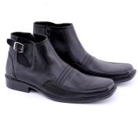 Sepatu Kerja Kantor Formal Boots Pantofel Pria Cowok Garucci GHD 0393