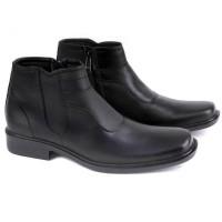 Sepatu Kerja Kantor Formal Boots Pantofel Pria Cowok Garucci GHD 0339