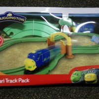 Chuggington - Safari Track Pack W/Brewster