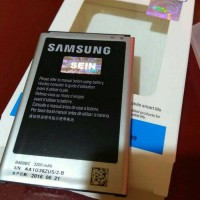Batre,Baterai,Batrei,Battery Samsung Galaxy Note 3 / N9000 Original