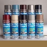 Hi-Tech Industries HT-220 Vinyl Kunststoff & Teppich Farbe - Braun