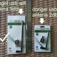 Jual Dongle Adaptor WiFi Wireless USB Adapter 802.11N Murah