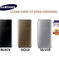 Jual SAMSUNG Clear View Galaxy S7 Edge Original Murah