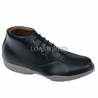 Sepatu Boots Casual Pria Raindoz RAG 4816 Hitam Sintetis