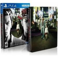 PS4 YAKUZA KIWAMI STEELBOOK EDITION (Region 1/USA/English)