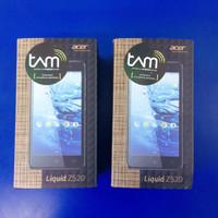 Acer Liquid Z520 - Resmi - Ram 1gb / Rom 8gb - Putih / Hitam