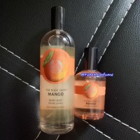 Paket Bodymist & Parfum Mango The Body Shop Ori Reject
