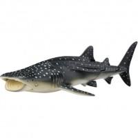 Mainan Figure Miniatur Replika Hewan Binatang Tomica Ikan Hiu Paus