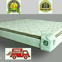 Kasur sj Airland Pillow Top Spring bed 180x200 not elite latex