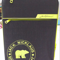 Koper / Luggage Jack Nicklaus Original Green - Black Cabin Size 20