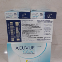 Acuvue Clear Monthly