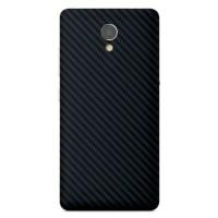 9Skin - Premium Skin Protector Case Lenovo P2 Turbo - 3M Black Carbon