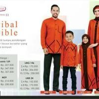 Baju Muslim Gamis Anak Murah Bahan Katun MUTIF LMG – 146