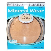 Physicians Formula Wear Talc-Free Mineral Airbrushing Pressed Powder S