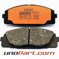 Brake Pad Kampas Rem Hiace NEW (COMMUTER) Metalic
