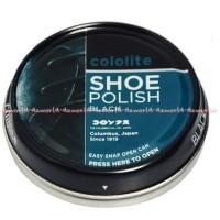 Cololite Shoe Polish Semir Sepatu Hitam Pembersih Sepatu Kololait