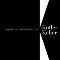 Marketing Management, 14th Edition - by Philip Kotler & Kevin Keller