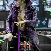 Jual ORIGINAL Hot Toys Joker Purple Coat Suicide Squad Reg Ver - NEW & RARE Murah