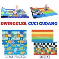 SALE - Dwinguler Playmat Korea size L PVC seperti coby parklon