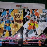 DXF Kamen Rider Mighty brother set ( Kamen Rider EX-Aid series )