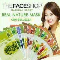 The Face Shop - Real Nature Mask Sheet Original Korea