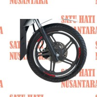 harga (scoopy / Beat / Vario / Spacy) Honda Ori Sticker / Stiker Velg / Rim Tokopedia.com