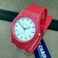Jam Tangan Ori Murah CARDIFF 9775 Merah