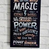 Walldecor we do not need magic bro...