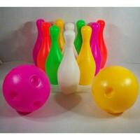 BRG-17000431 bola bowling set - mainan edukatif
