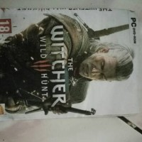 Game pc dan laptop - THE WITCHER (6 dist)-KG13 STORE
