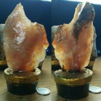 Jual Hiasan Rough Batu Cempaka Kristal Bacan Edong Kalimaya Black Opal Murah