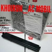 Filter Kabin Cabin + Tutup Cover Ac Mobil Honda Brio Merk : Sakura