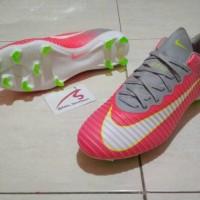 Sepatu Bola Nike Womens Mercurial Vapor Xl FG - Hyper Pink Grade Ori