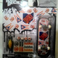"Fingerboard Tech Deck Original Habitat ""HI0"""