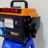 genset / generator merk ikeda 1500