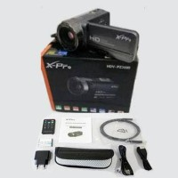 Handycam Xpro PZ3000 24MP Sensor Full HD video (free tas handycam)