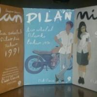paket 3 novel Dilan