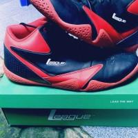 Sepatu Basket Original League Buzzer Beater, Ukuran besar (murah)