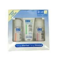 Hada Labo gokujyun starter pack travel size set moisturizing putih
