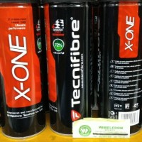 Bola Tenis Technifibre X-one/ Bola Technifibre Tennis Ball Isi 3 Itf