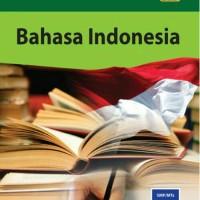 Buku Bahasa Indonesia Kelas 8 SMP Revisi 2017