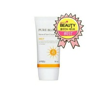 A'pieu Pure Block Natural Sun Cream Daily SPF 45