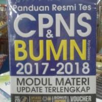 Buku Panduan Resmi Tes CPNS & BUMN 2017 2018 Aryo Dewantara gj