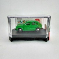 Diecast Daihatsu Charade G10 made by POKKA Japan