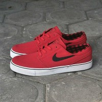 Nike Zoom Stefan Janoski gym red cnvs Original
