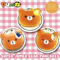 Jual punimaru jumbo pancake rilakuma pancake squishy jumbo pancake Murah