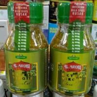 Al Arobi Minyak Zaitun Extra Virgin Original